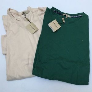 Burberry Other - NWT Burberry t shirts (men) bundle