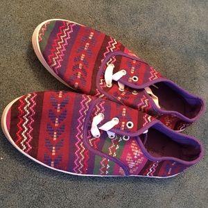 """Shoes - Tribal """"keds"""""""