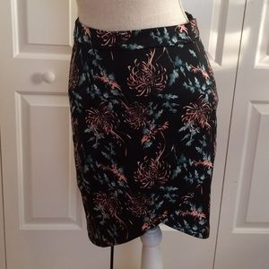 Mark - Holiday Pencil Skirt - Size Small