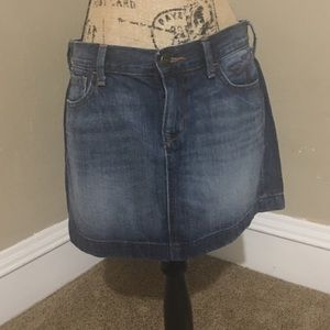 Old Navy size 8 mini skirt