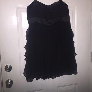 Bcbgeneration black dress