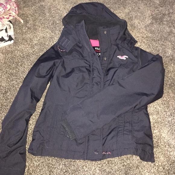 Hollister Jackets & Coats | Girls Allweather Jacket | Poshmark