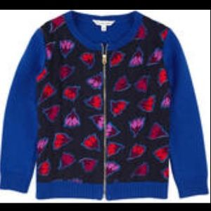 Little Marc Jacobs Other - Little Marc Jacobs Floral Cardigan