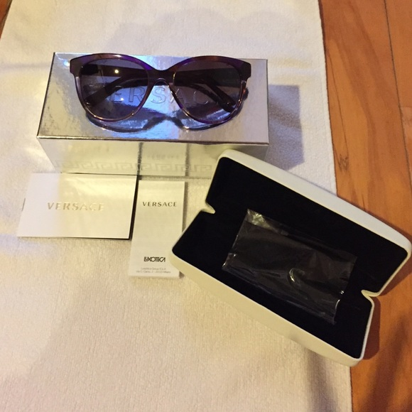 00502f9eb45d Versace cat eye sunglasses. M 583b549d4127d037c70d7abd. Other Accessories  ...