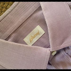Brioni Other - Brioni Dress Shirt. Size 16.5/R. Made in Italy.