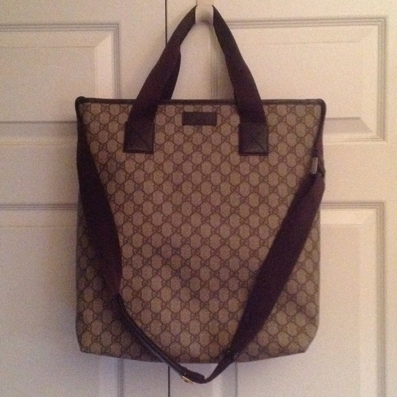 24b5f1c3c90854 Gucci Bags | Tote For Travel Or Work Nwot | Poshmark