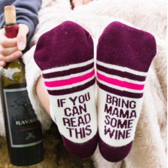 Accessories - Best present!! Wine socks!!!