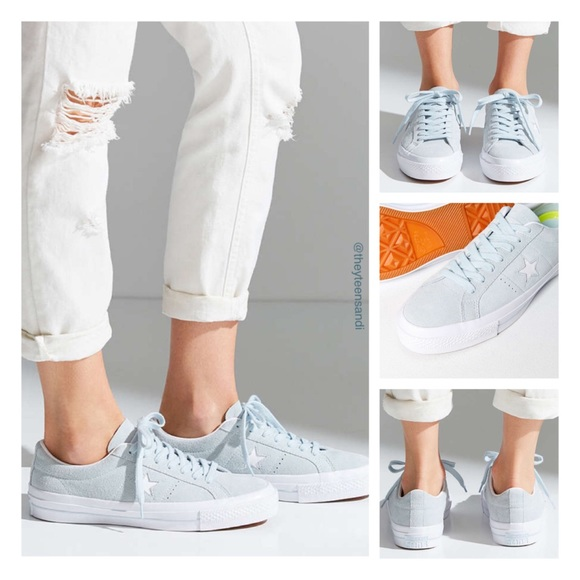 9a108e4ed5ef Converse One Star Premium Suede Sneakers