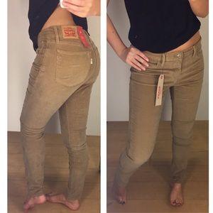 Levi's Pants - Levi's super skinny 710 pants MID RISE