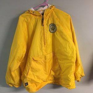 Peace Sign raincoat