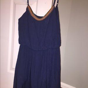 Dresses & Skirts - Slim Strap Dress