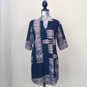 Evereve Dresses & Skirts - Evereve Tribal Tunic