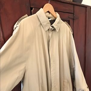 Allegri Other - Men's Oatmeal Italian Trench Coat by Allegri.