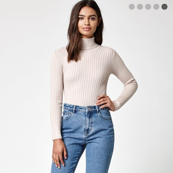 37% off Kendall & Kylie Sweaters - Kendall and Kylie ribbed ...
