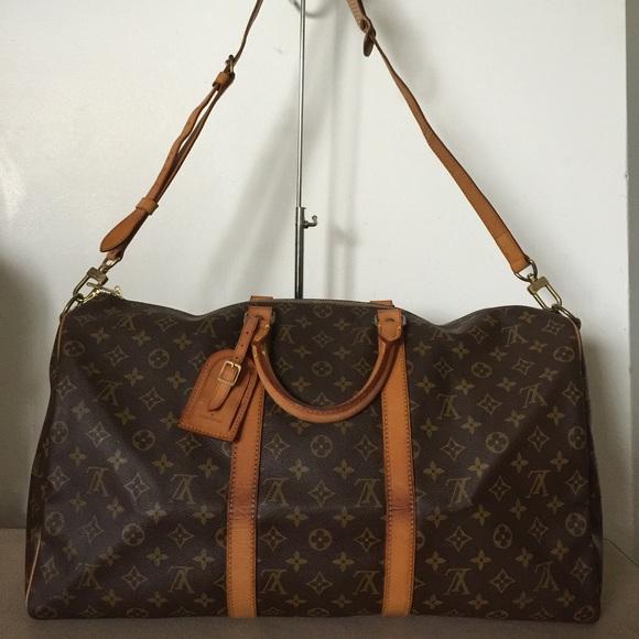bd60cb67b58a Louis Vuitton Handbags - 🎉 SALE Louis Vuitton Keepall Bandouliere 50