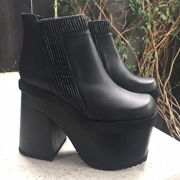 fc4e8ae093fc Jeffrey Campbell Shoes - Jeffrey Campbell - GLENCOE Anke Boots