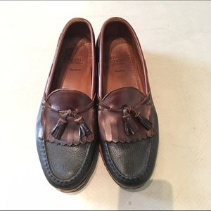 Allen Edmonds Nashua slip on loafers