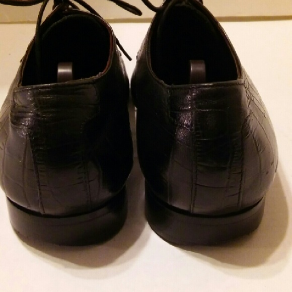 Euro style dress shoes