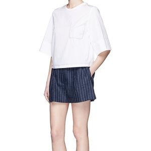 3.1 Phillip Lim linen shorts Sz 10 NWT