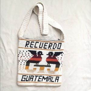 Handmade Zip Closure Purse from Guatemala