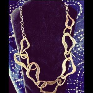 ⭐️RARE⭐️Mixed Metals wrap necklace!