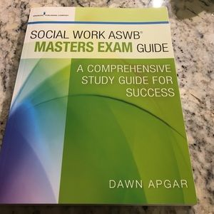 Best aswb masters study guide