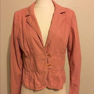 🔥Rubbish corduroy pink jacket