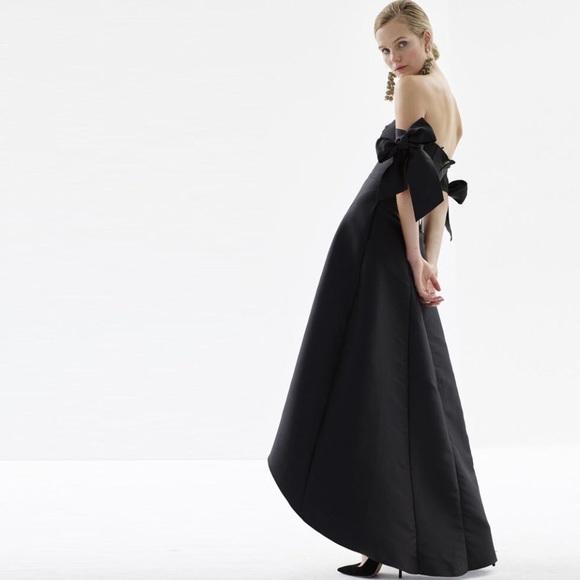 Sachin Babi Dresses Sachin Babi Noir Natalia Gown In Black Size