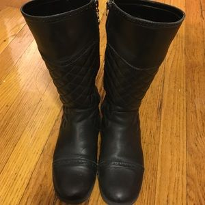 Cole Haan Other - Cole Haan Quilted Boots