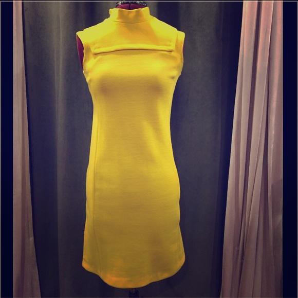 cd9caa1223dc36 Dresses & Skirts - 🎉SALE! 🎉Vintage 70's mustard yellow ...