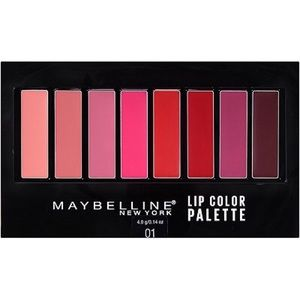 Maybelline Other - Maybelline LipStudio Lip Color Palette NWT