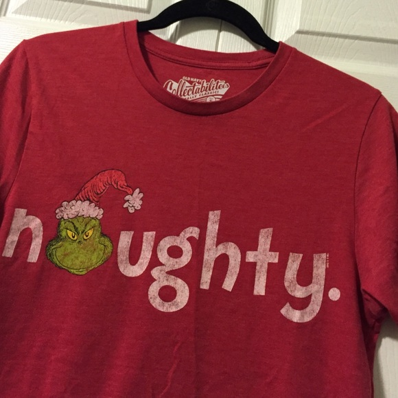 Old Navy - WOMENS | Christmas grinch shirt from Kimiko's closet on ...