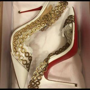 Christian Louboutin Shoes - Malaika 100 Christian louboutin