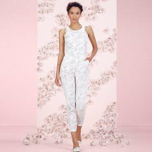 LC Lauren Conrad Dresses & Skirts - Fox Print one piece jumpsuit