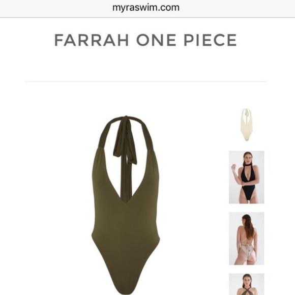 498180eb84ae Myra Swim Swim | Farrah 1 Piece | Poshmark