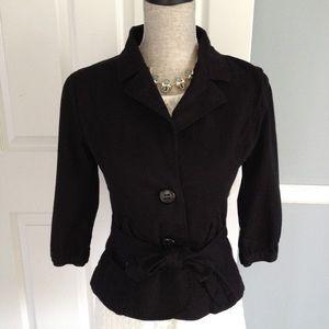 FANG Jackets & Blazers - Black Jacket