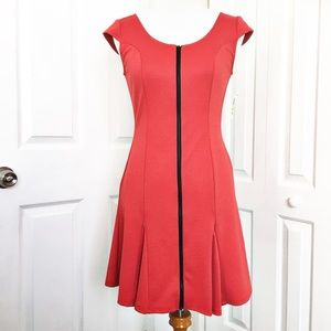 Bar III Red Dress