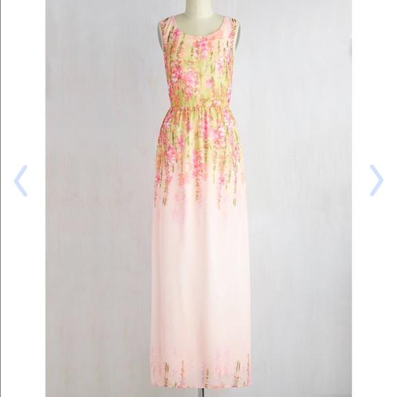 ModCloth Dresses & Skirts - Central Park Processional Dress