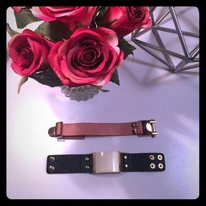Buckle Bracelets