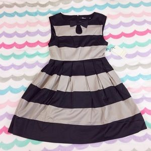 ModCloth Dresses - Dear Creatures Striped dress NWOT