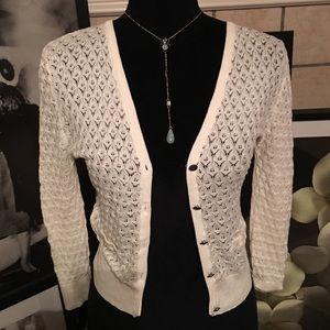 Kersh Sweaters - Kersh -NWT Cropped Cardigan
