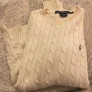 Ralph Lauren Black Label Sweaters - Ralph Lauren cable knit sweater