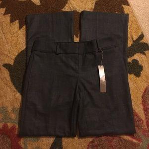 Ann Taylor Loft Gray Dress Pants