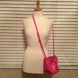 F21 Pink Mini Bag