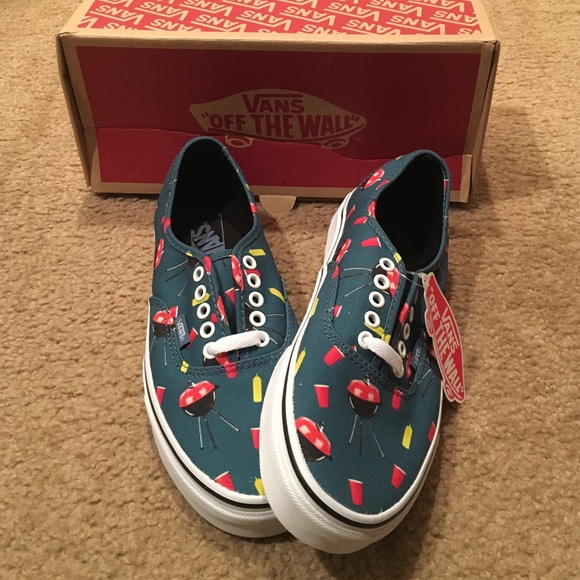 d456db9d62d3fe Authentic Pool Vibes Vans
