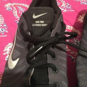 00d6be17bbcd Nike Shoes - Women s Nike Free 3.0 Studio Dance-Size 11
