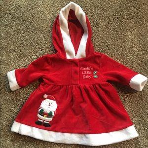 Other - Baby Girl Christmas Dress