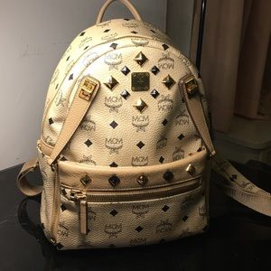 MCM Handbags - MCM small normal 2 ways backpack