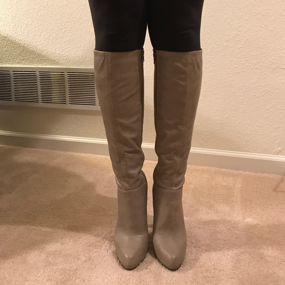 16d4f29aaaf 63% off Aldo Shoes - ALDO Leather Knee High Boots!!! from A