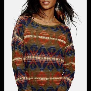 Denim & Supply Ralph Lauren Sweaters - NWOT Denim & Supply Ralph Lauren Southwest Aztec